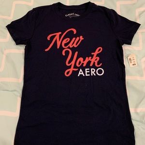 New York tee with tags